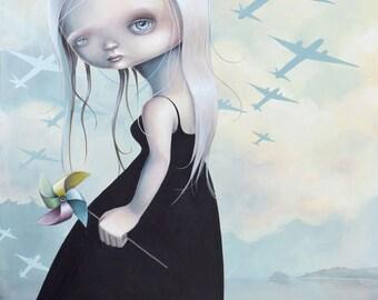 "Epson / Limited edition / Giclee print ""Petra Elaion"""