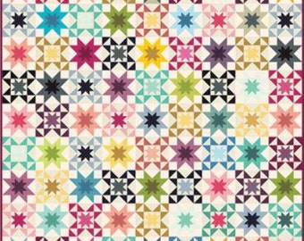 Rising Star Pattern by V and Co -