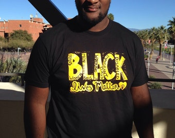 Black Lives Matter Fundraiser T-Shirt