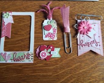 Handmade Embellishment Set
