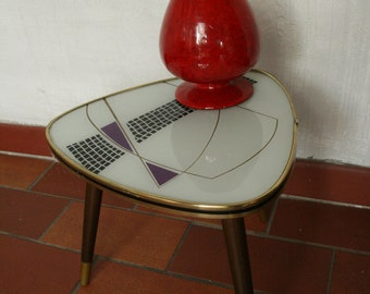 50s side table
