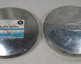 Dupont 16mm 400 Foot Empty Film Can