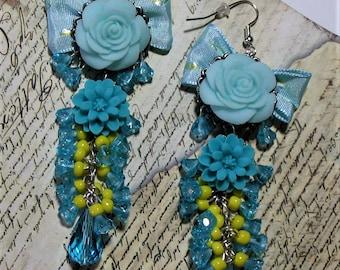 FIORELLA statement earrings