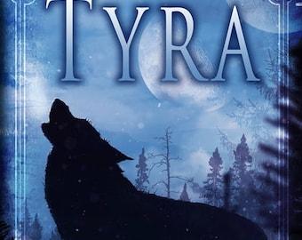 Tyra Signed Copy - Ilyon Chronicles - Short Story - Paperback - Autographed - Jaye L. Knight