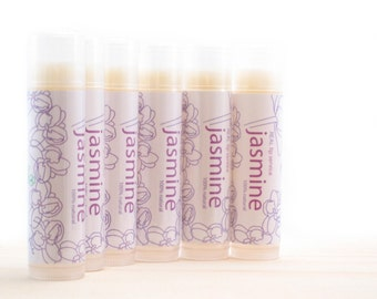 Jasmine All Natural Lip Balm