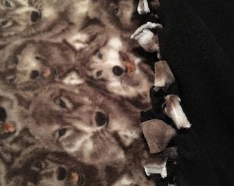 Handmade Fleece Blankets