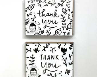 Thank You Cards - Pack of 5