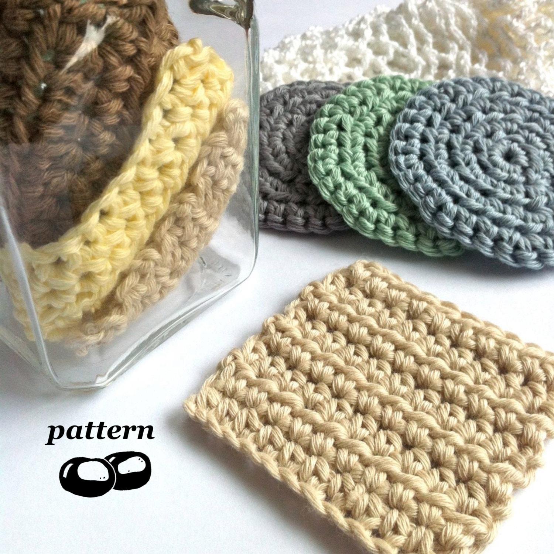 Crochet face scrubbies crochet scrubbie pattern crochet zoom bankloansurffo Gallery