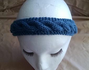Small Cabled Headband