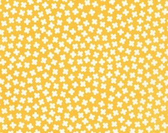 Rhoda Ruth by Elizabeth Hartman for Robert Kaufman Fabrics - 1/2 yard cut - # AZH 15454-268 Nature