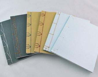 Japanese Stab Bound Book
