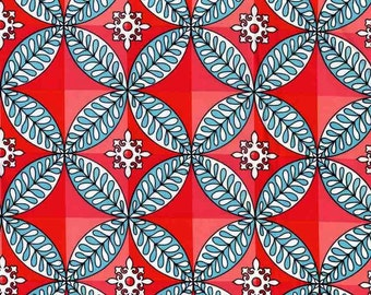 Quilting cotton fabric by the yard, 100% cotton, designer fabric by Paula Prass for Michael Miller. Need more fabric yardage? Just ask.