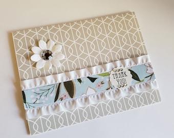 Thank you card, Handmade Greeting Card, All occasion cards, Note Cards, greeting cards, note cards with envelopes Handmade Greeting Card.