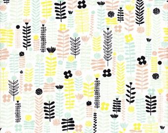 Free Spirit Fabrics Erin McMorris Distrikt Greenway in Spring - Half Yard