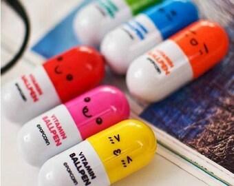 Vitamin Ballpens