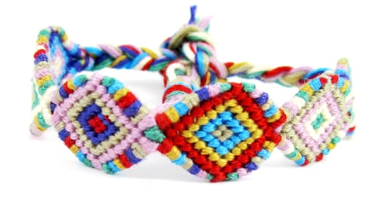 best bracelets bracelet on macrame pinterest diamond images annodare double friendship