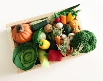 Grown by Jerome - Veggie Box