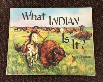 What Indian Is It? 1956