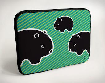 Wombat - Laptop Case - Laptop Bag - Laptop Sleeve