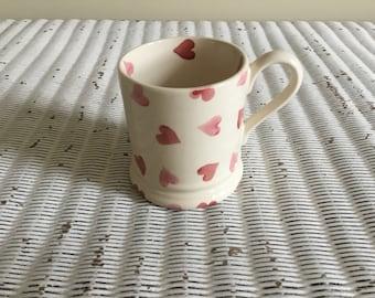 Emma Bridgewater half-pint Hearts mug