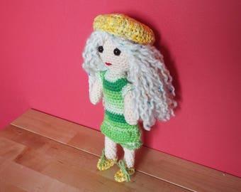 Spring rag doll