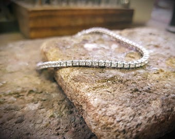 Diamonds bracelet