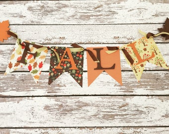 Home Decoration Banner - Fall Banner - Fall Banner Color Banner