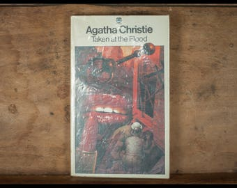 Agatha CHRISTIE / Taken at the flood / published by FONTANA / 1979