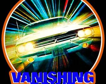 Vanishing Point Vintage Image T-shirt