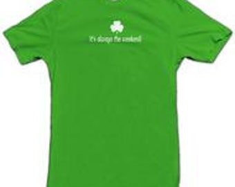it's always the weekend  Shamrock tee