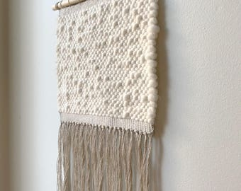 SALE: DREAM // Woven Wall Hanging