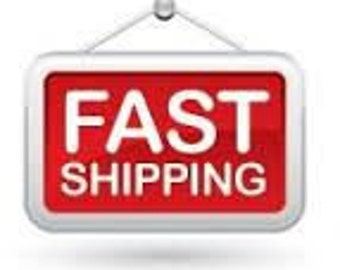 Fast Shipping Add On