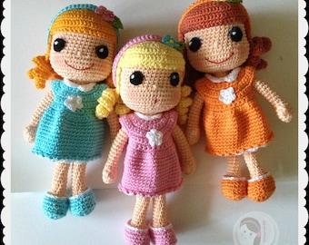 Colorful Lana Doll