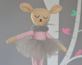 Doll bear Matylda