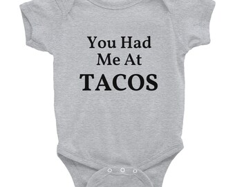 Tacos Onesie