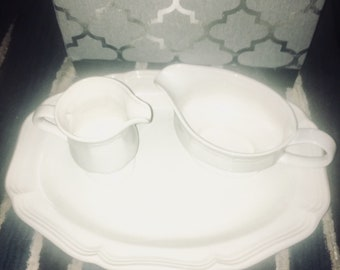 Mikasa French Countryside F900 Lot of 3 Dishes
