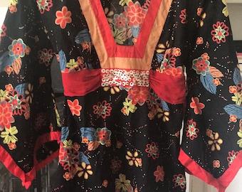 Kimono Top, Boho Kimono Top, Kimono Top BLouse