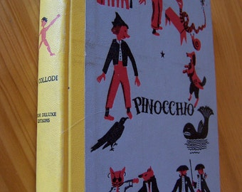 1955 pinocchio