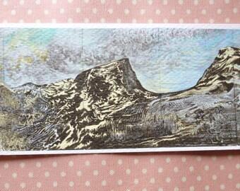 Lapporten Abisko   Postcard
