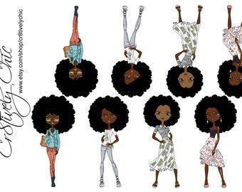 Afro Girl Digital