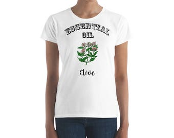 Essential Oil Clove Women's short sleeve t-shirt