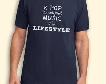KPop For The Seoul Korean Things Inspired. Male and Female T-shirt