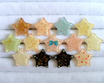 Resin Star Ring