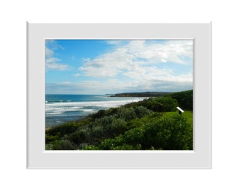 Digital Photo - Torquay Surf Beach 4 - Victoria Australia