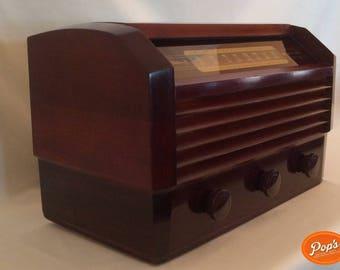 Restored 1945 RCA Model 56X3 Radio