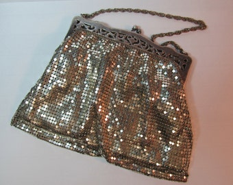 Vintage Mesh Purse by Whiting & Davis Item W-#181