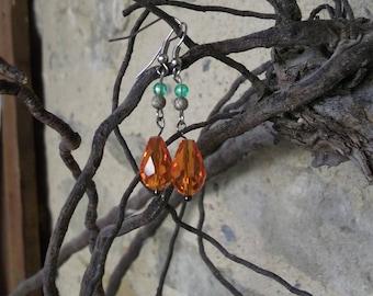 Earrings series fall - winter