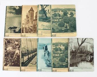 Livre, cahier Français blanc, rétro carnet journal intime, carnet de voyage, carnet de notes Vintage D539 d'école Français Vintage cahier Journal, Vintage