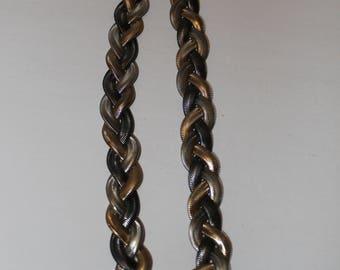 Unique Metal Chain Necklace