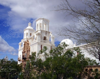 White Dove of the Desert 3 - Mission San Xavier del Bac, Tucson